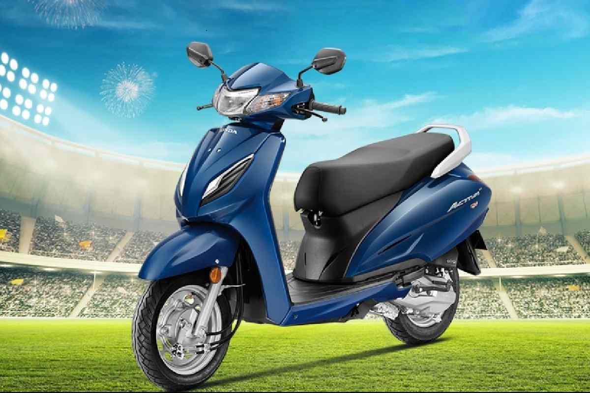 Honda Activa 6G Engine