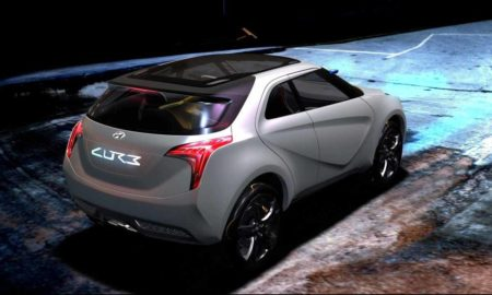 Upcoming Hyundai Cars AX Concept