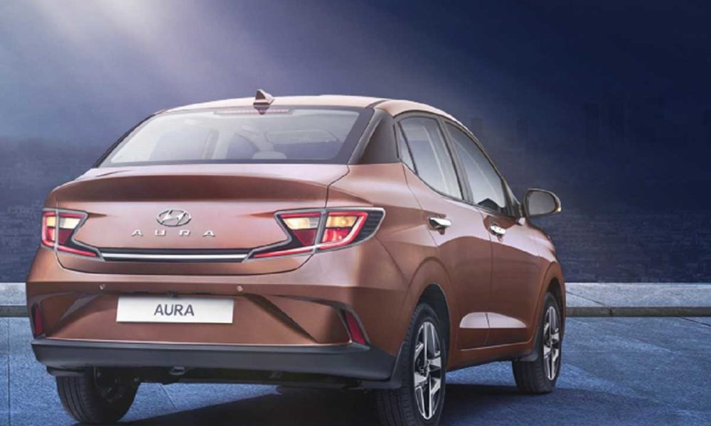 Hyundai Aura Colors, First-in-Segment Features and Specs - IndiaCarNews thumbnail