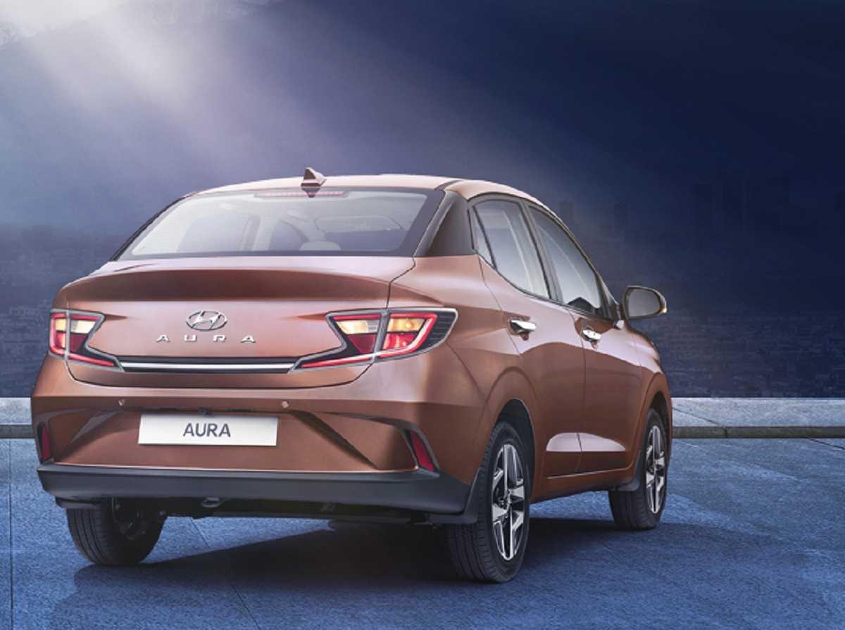 Hyundai Aura Colors