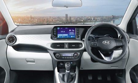 Hyundai Aura Interior