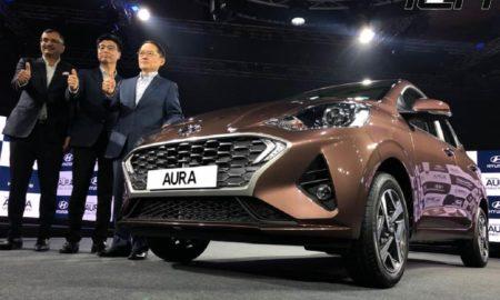 Hyundai Aura Price List