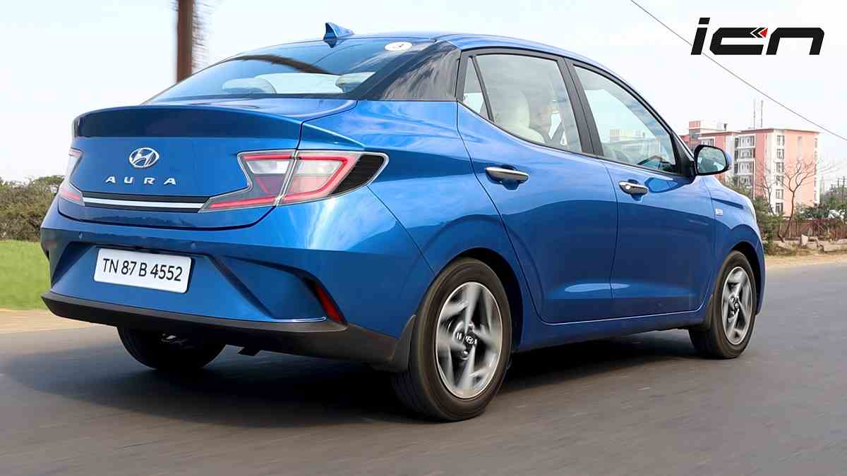Hyundai Aura review Features