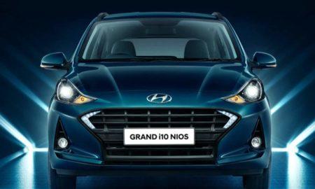 Hyundai Grand i10 Nios Tubro Petrol