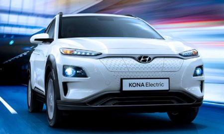 Hyundai Kona World Record