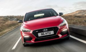 Hyundai i30 Fastback N India