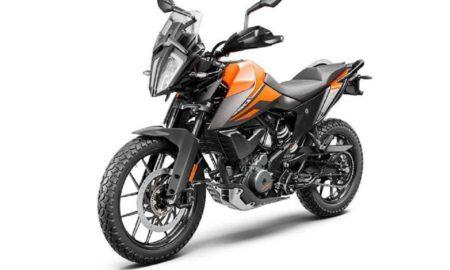 KTM 390 Adventure Launch Price