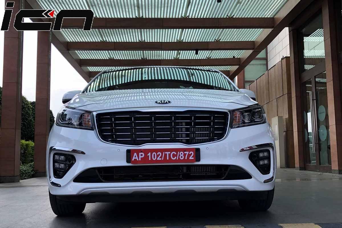Next-gen Kia Carnival MPV to Receive 4-Seater Variant