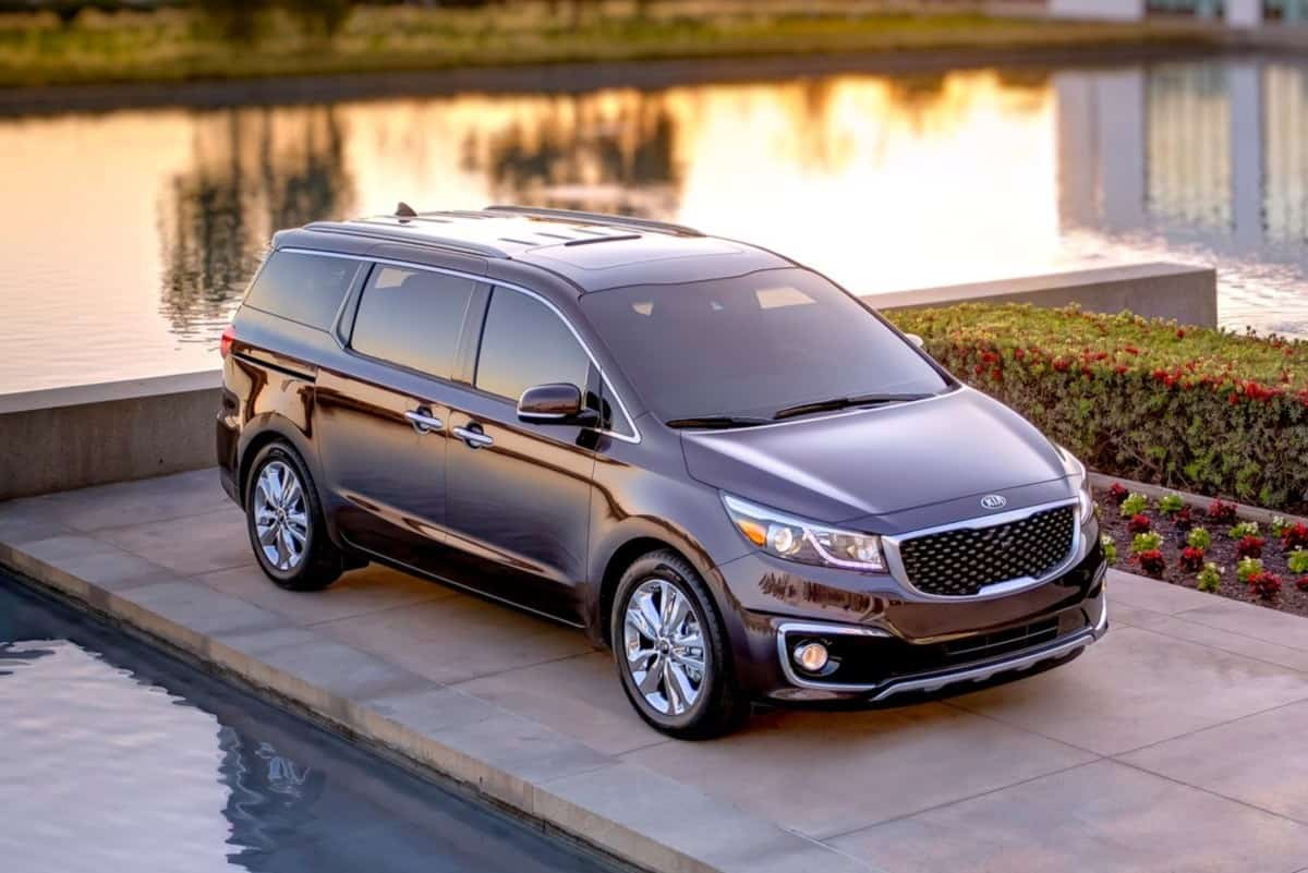 Kia Carnival Launch Price