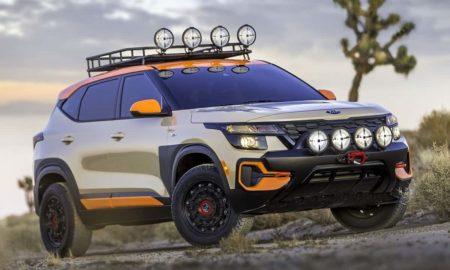 Kia Cars at Auto Expo 2020