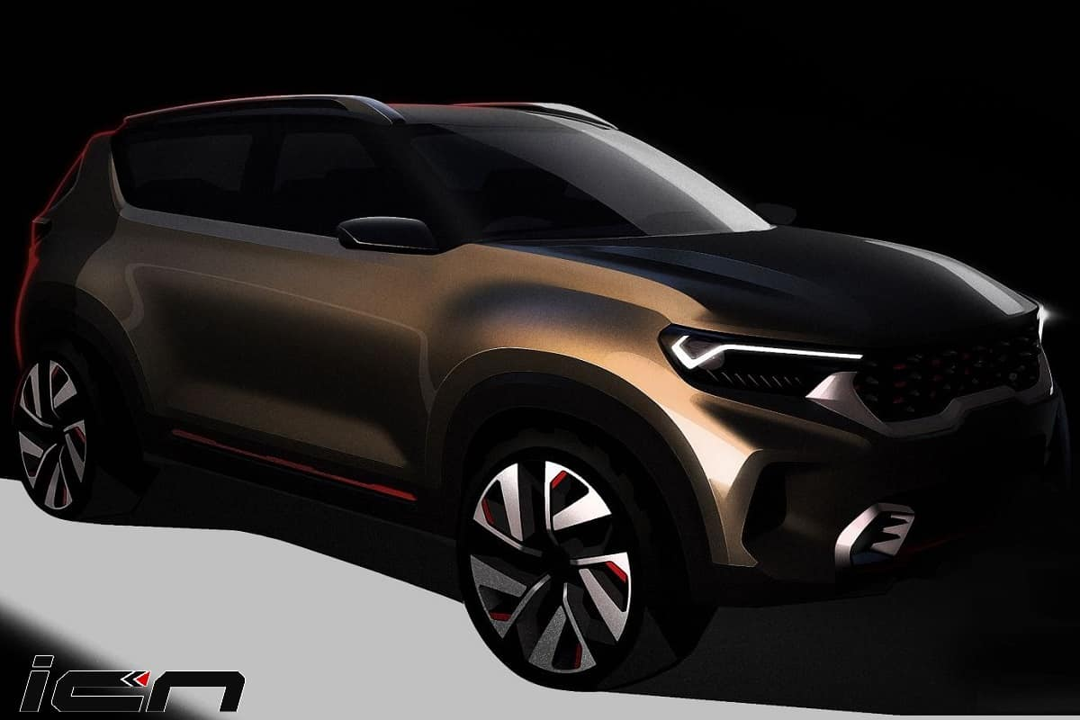 Kia Sonet (QYi Compact SUV) – What To Expect?
