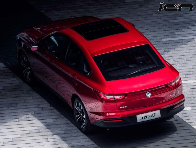 MG Sedan Auto Expo 2020