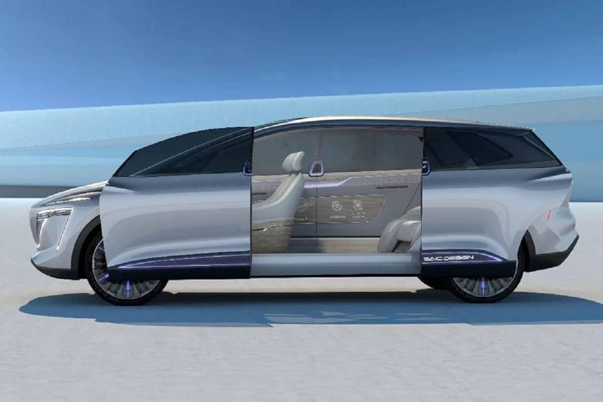 New MG 8-Seater MPV (Ertiga Rival) To Debut At Auto Expo 2020