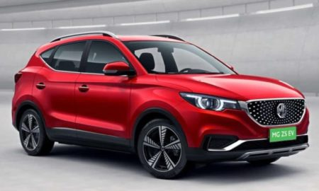 MG ZS EV Launch Date
