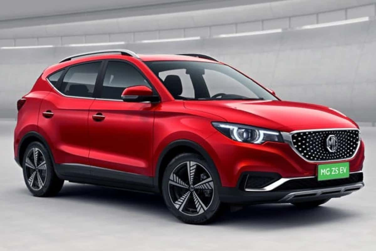 MG ZS Electric SUV Launching Tomorrow