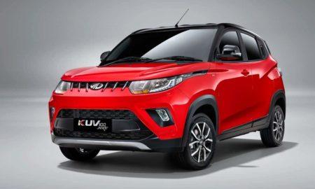 2020 Mahindra KUV100 electric