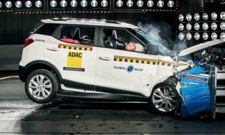 Mahindra XUV300 Global NCAP
