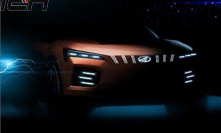 next-gen Mahindra XUV500 EV
