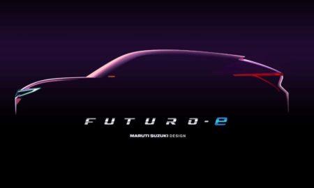 Maruti Futuro-e SUV-Coupe Concept
