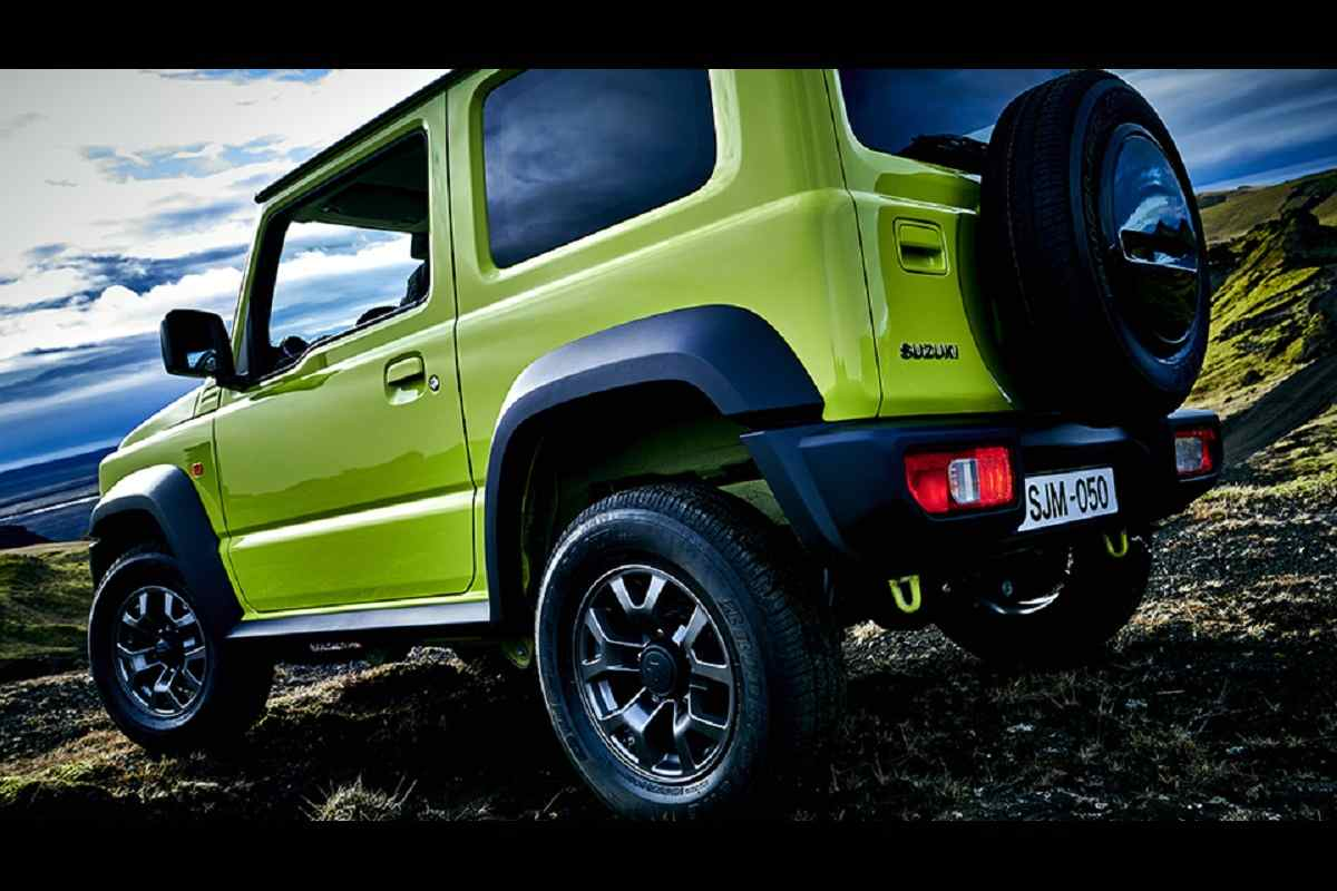 Maruti Jimny at Auto Expo 2020