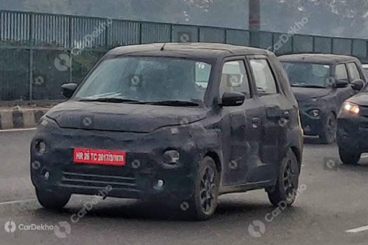 Maruti XL5 Might Debut At 2020 Auto Expo; Spotted Again