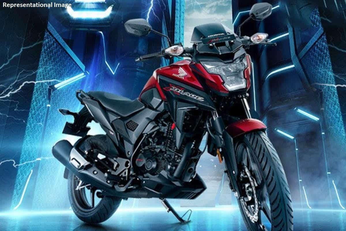 New Honda 200cc bike