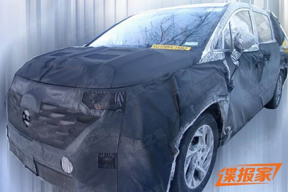 All-New Hyundai MPV Spotted For The First Time