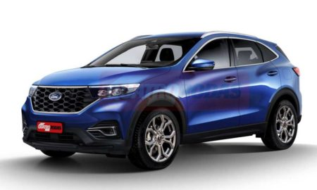 Next-gen Ford EcoSport Leaked