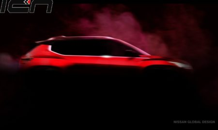 Nissan Magnite Compact SUV Teased