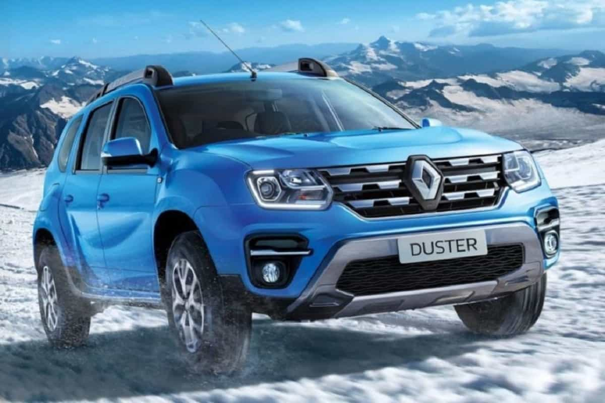 Renault Duster Price Cut