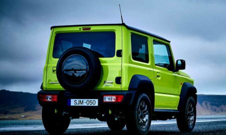5-door Maruti Jimny India