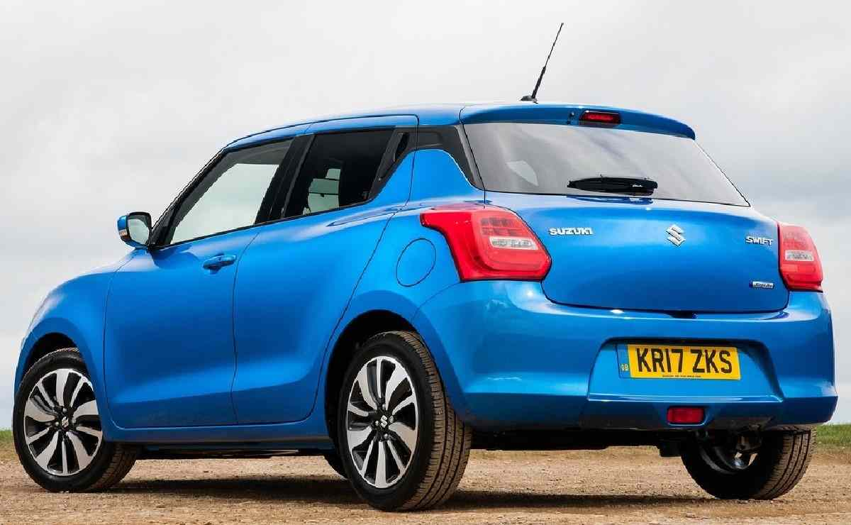 New Maruti Swift Hybrid to be Unveiled at Auto Expo 2020