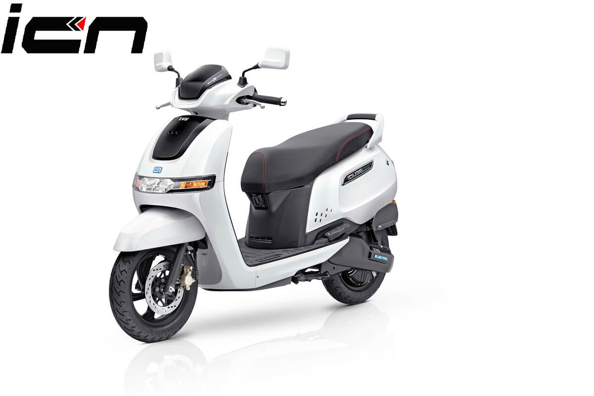TVS iQube Electric Scooter - 5 Things To Know - India Car News
