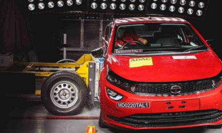 Tata Altroz Crash Test
