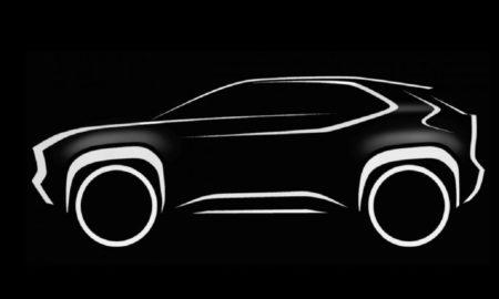Toyota Compact SUV Teased