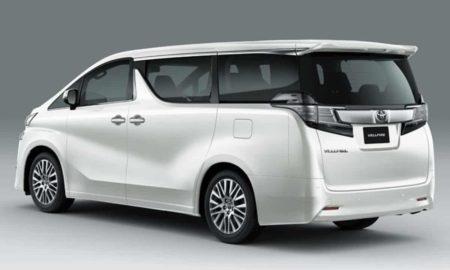 Toyota Vellfire Booking Details