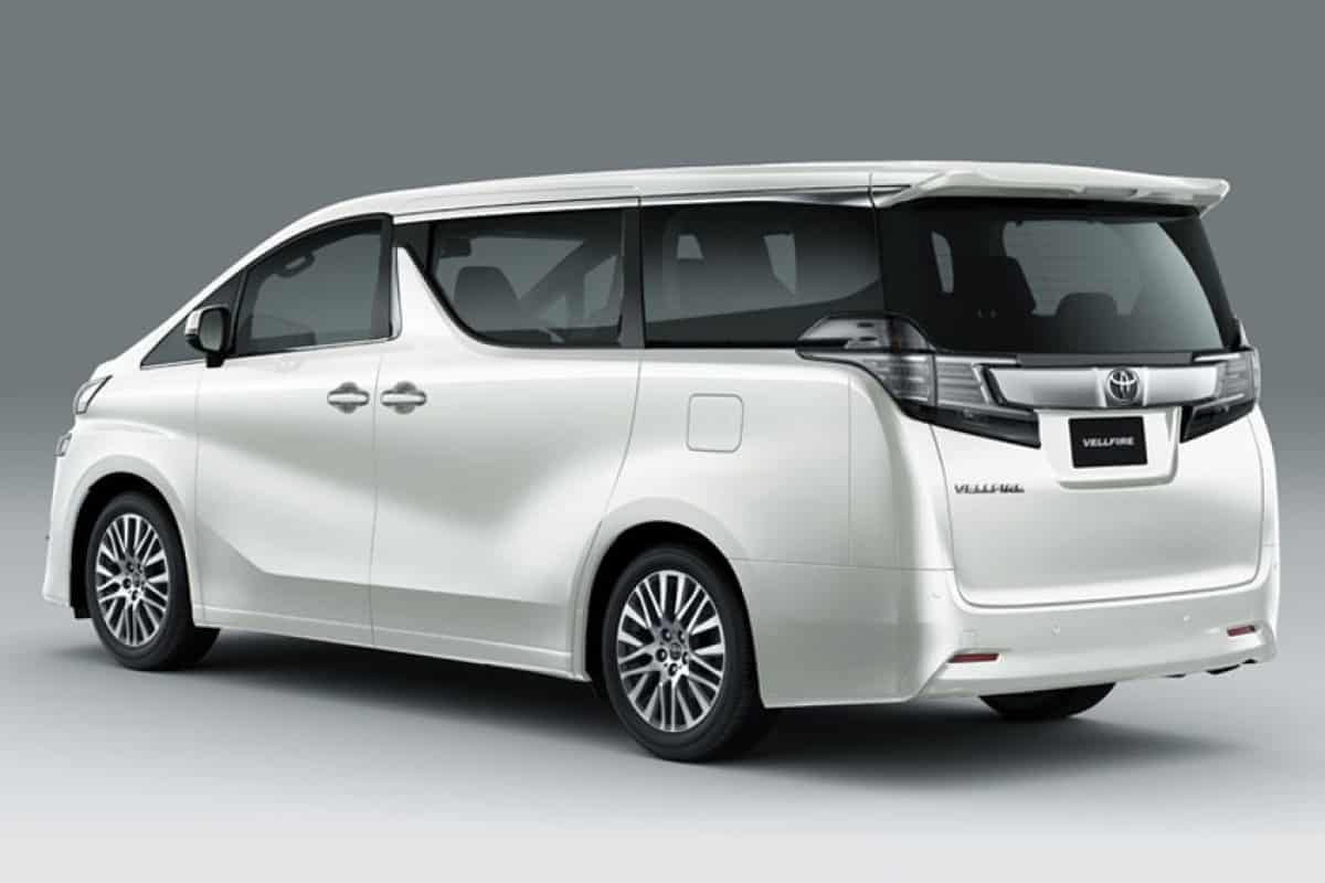 Toyota Vellfire Launch Price Rs 79.50 Lakh – 10 Key Features