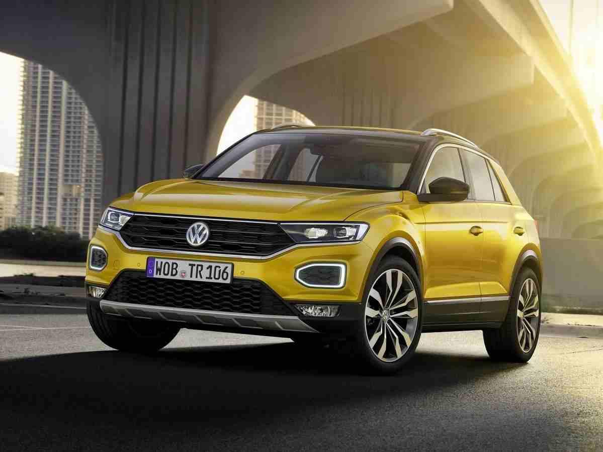 Volkswagen AO SUV, T-ROC, Tiguan ALLSpace to Debut at Auto Expo 2020