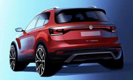 VW T-Cross Sketch