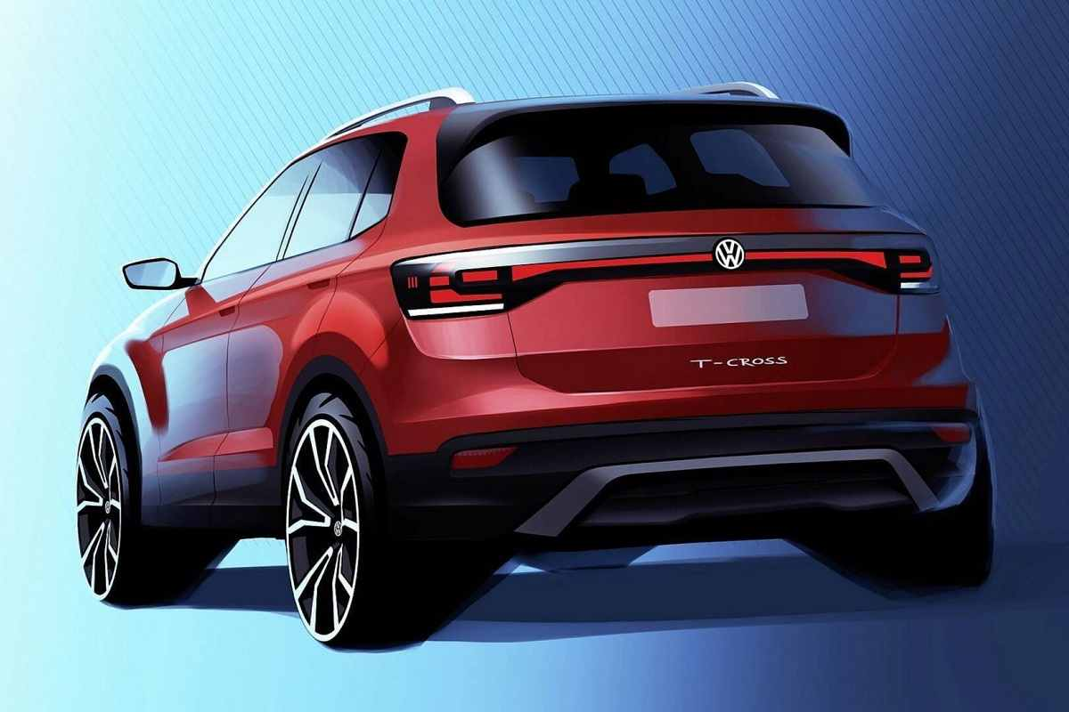 Volkswagen AO SUV (T-Cross) – 5 Things To Know