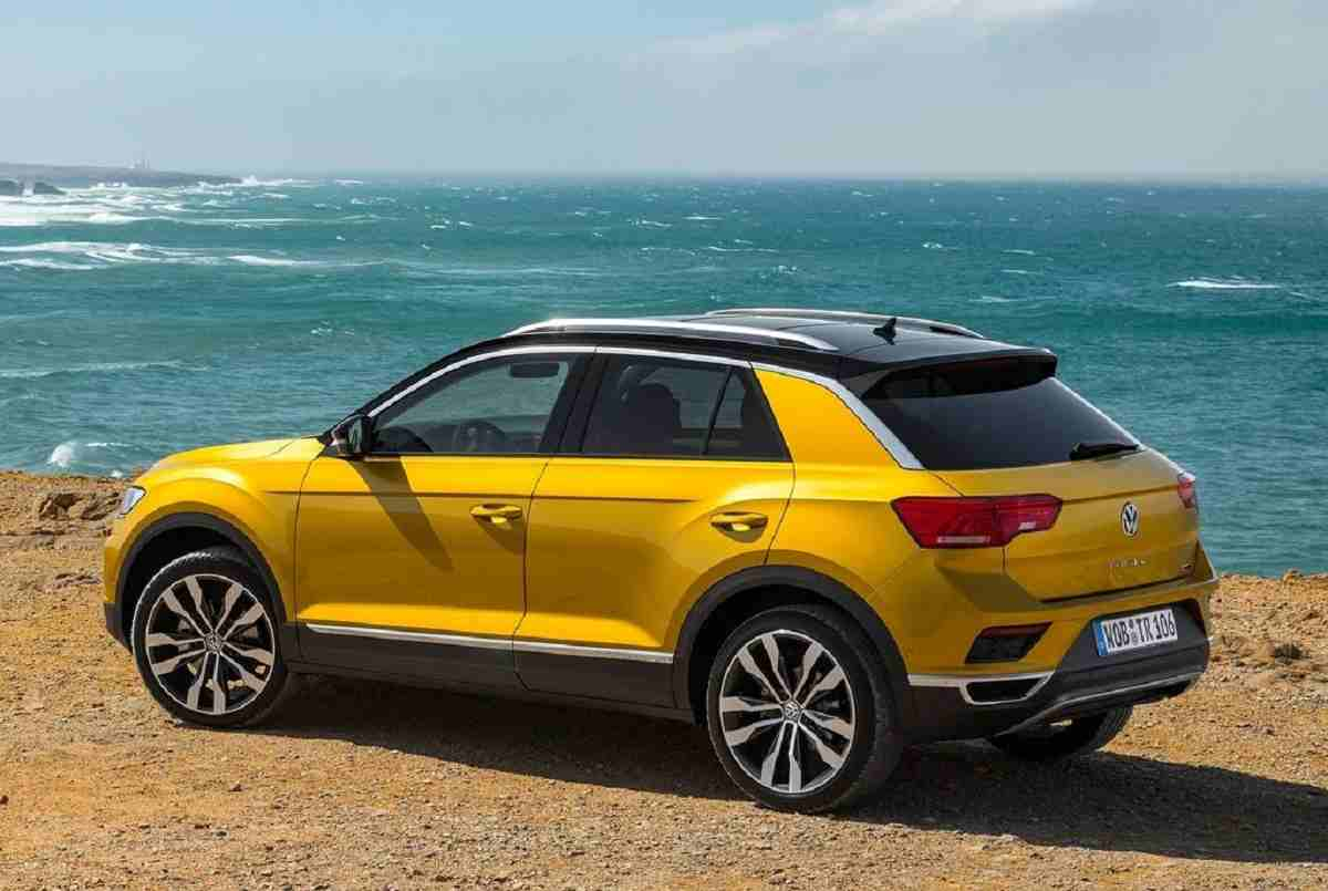 VW T-ROC India Launch