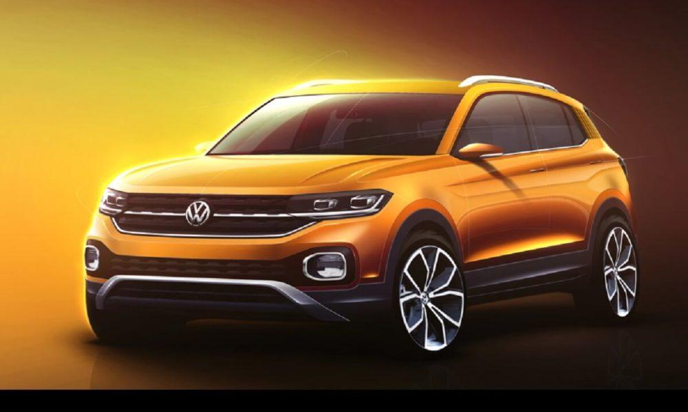 Volkswagen AO SUV (Kia Seltos Rival) India Unveil Tomorrow - India Car News thumbnail