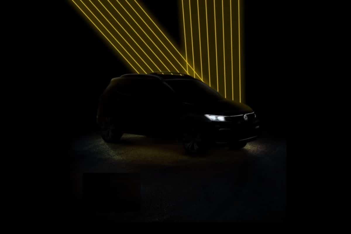 Volkswagen AO SUV Teased