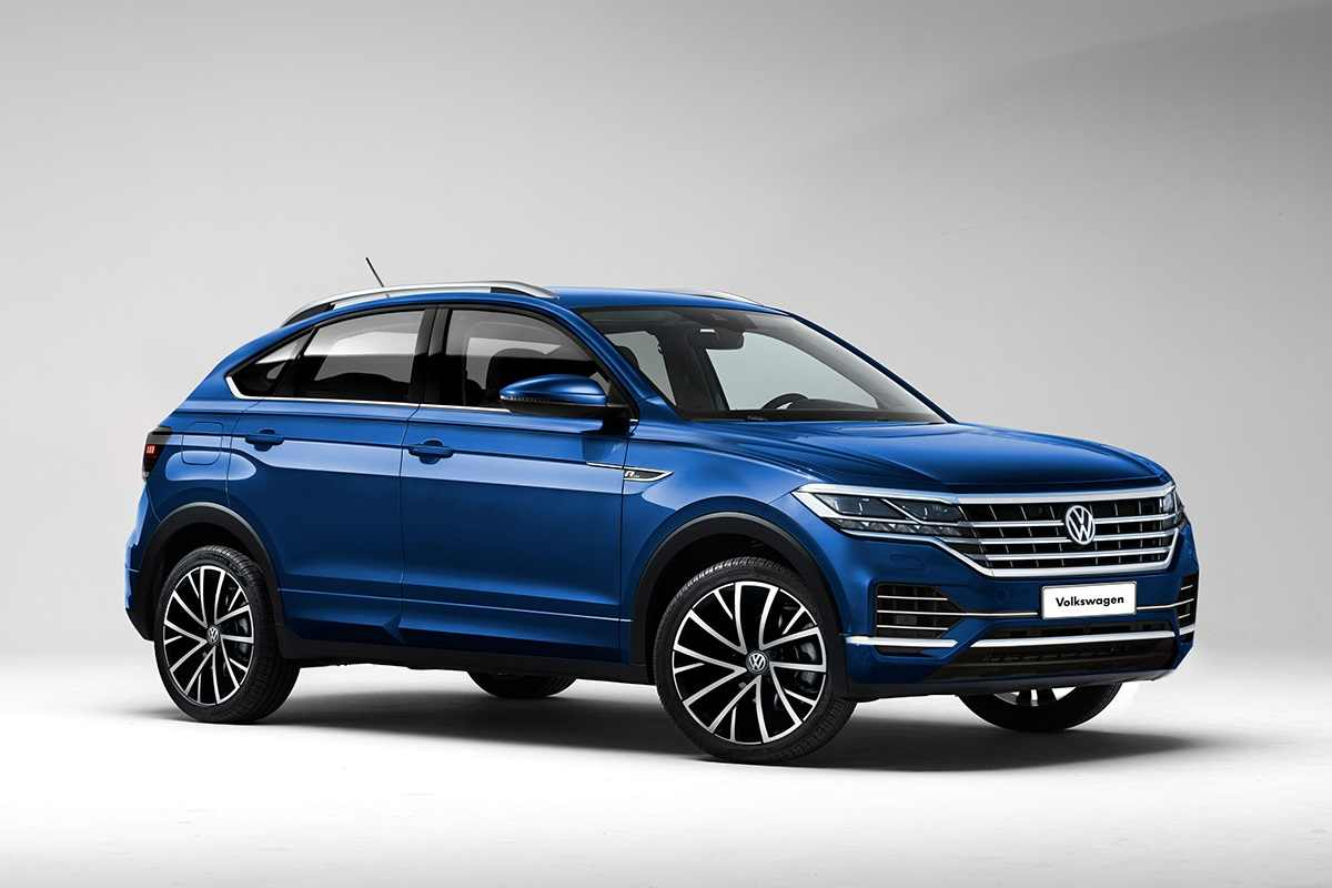 Volkswagen Nivus Compact SUV Could Look Like This