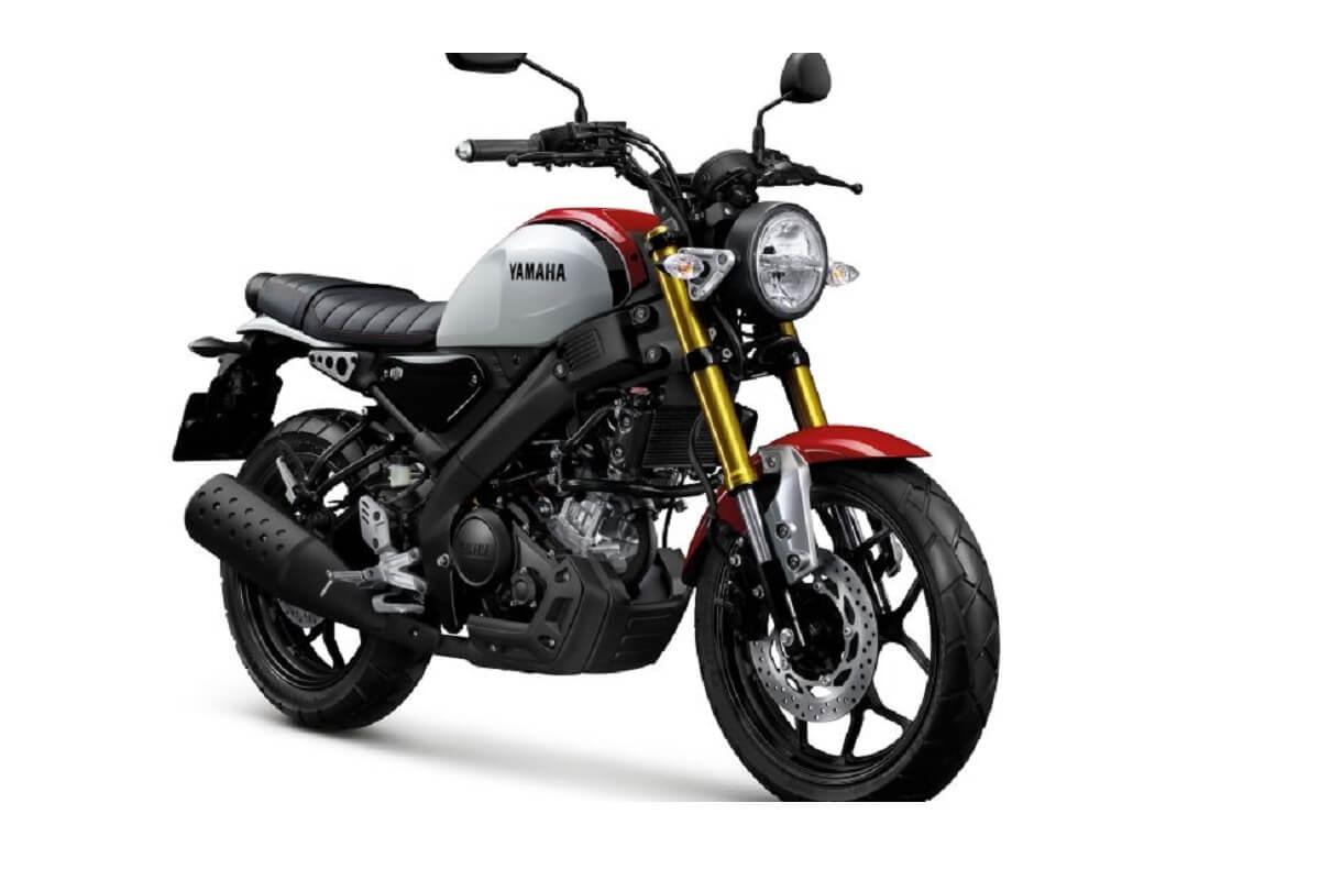 Yamaha XSR155 Launch