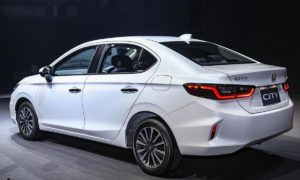 New Honda City 2020