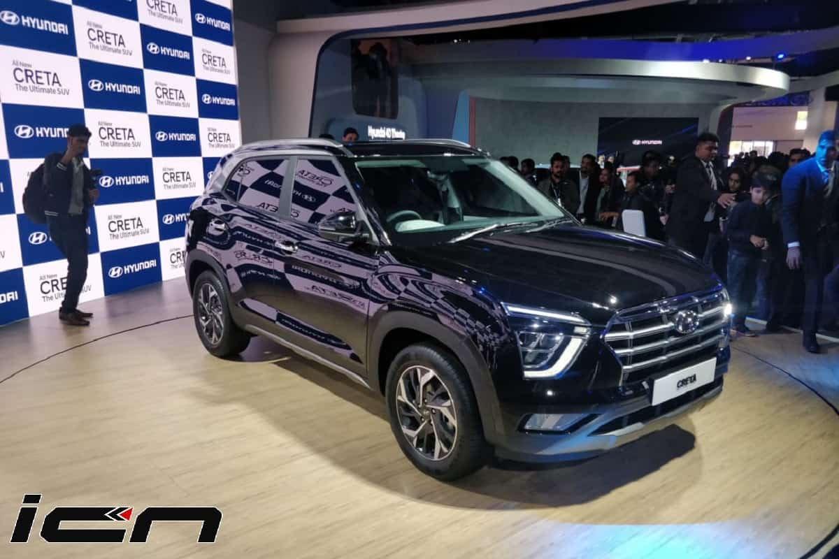 2020 Hyundai Creta Features