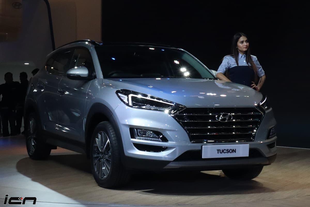 2020 Hyundai Tucson Bookings
