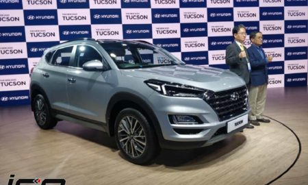 2020 Hyundai Tucson Facelift India
