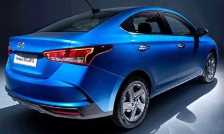 2020 Hyundai Verna rear